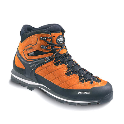 MEINDL - LITEPEAK GTX - Chaussures trekking Homme orange/black