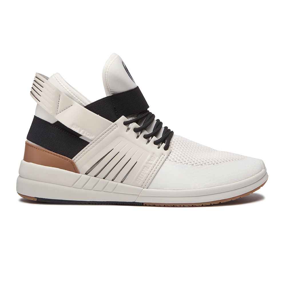 SUPRA Supra SKYTOP V - Shoes - bone