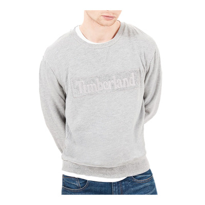 YOUNG STORY - Sweat Homme medium hrey heather