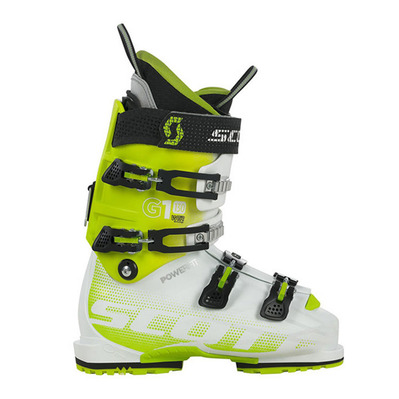 G1 130 POWERFIT WTR 15 - Chaussures ski Homme white/green