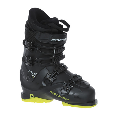 CRUZAR X 9.0 THERMOSHAPE B/Y - Chaussures ski black/yellow