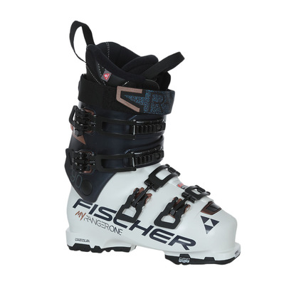 MY RANGER ONE 90 PBV WALK - Chaussures ski Femme white/blue/black