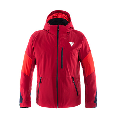 HP2M1.1 - Veste ski Homme chili pepper/high risk red/black iris