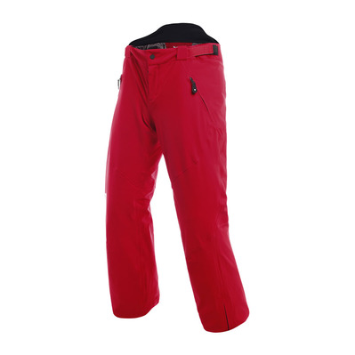 HP2PM1 - Pantaloni da sci Uomo high risk red