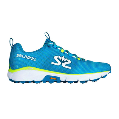 ISPIKE - Chaussures running Homme menthe/blanc