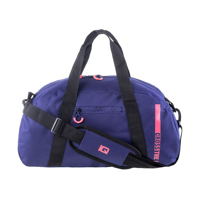 IQ CARRYON 25L - Bolsa de deporte blue depths/black/rouge red