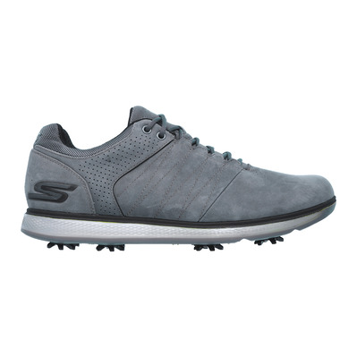 GO GOLF PRO 2 LX - Chaussures Homme charcoal leather/black trim