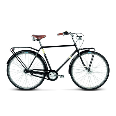 "WILLIAM 5 28"" - Vélo urbain Homme black glosy"