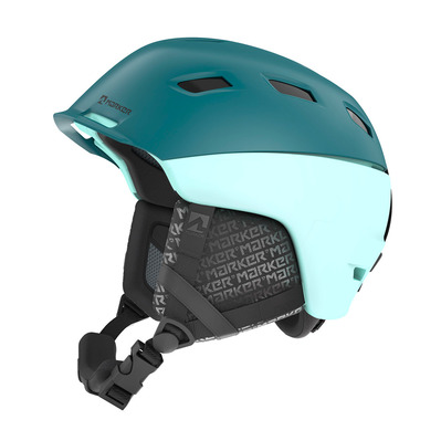AMPIRE - Casque ski Femme light green