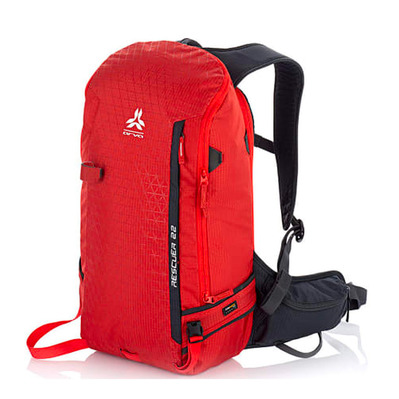 RESCUER 22L - Mochila red clay