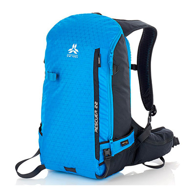 RESCUER 22L - Mochila red blue