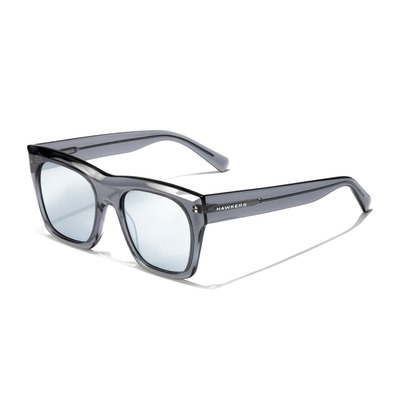 NARCISO - Lunettes de soleil grey blue chrome narciso