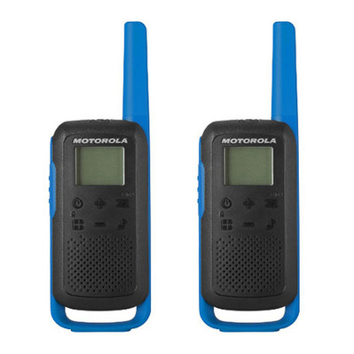 T62 - Walkie-talkies x2 blue