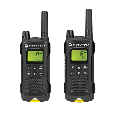 XT 180 - Walkie-talkies x2 black