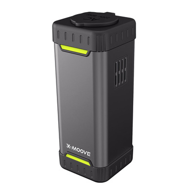 POWERGO-BOOST 21 000 mAh - Batería black