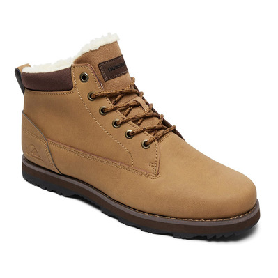 MISSION V - Chaussures Homme tan solid
