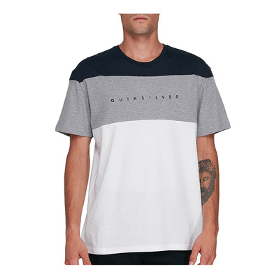 QUIVER WATER - Tee-shirt Homme sky captain