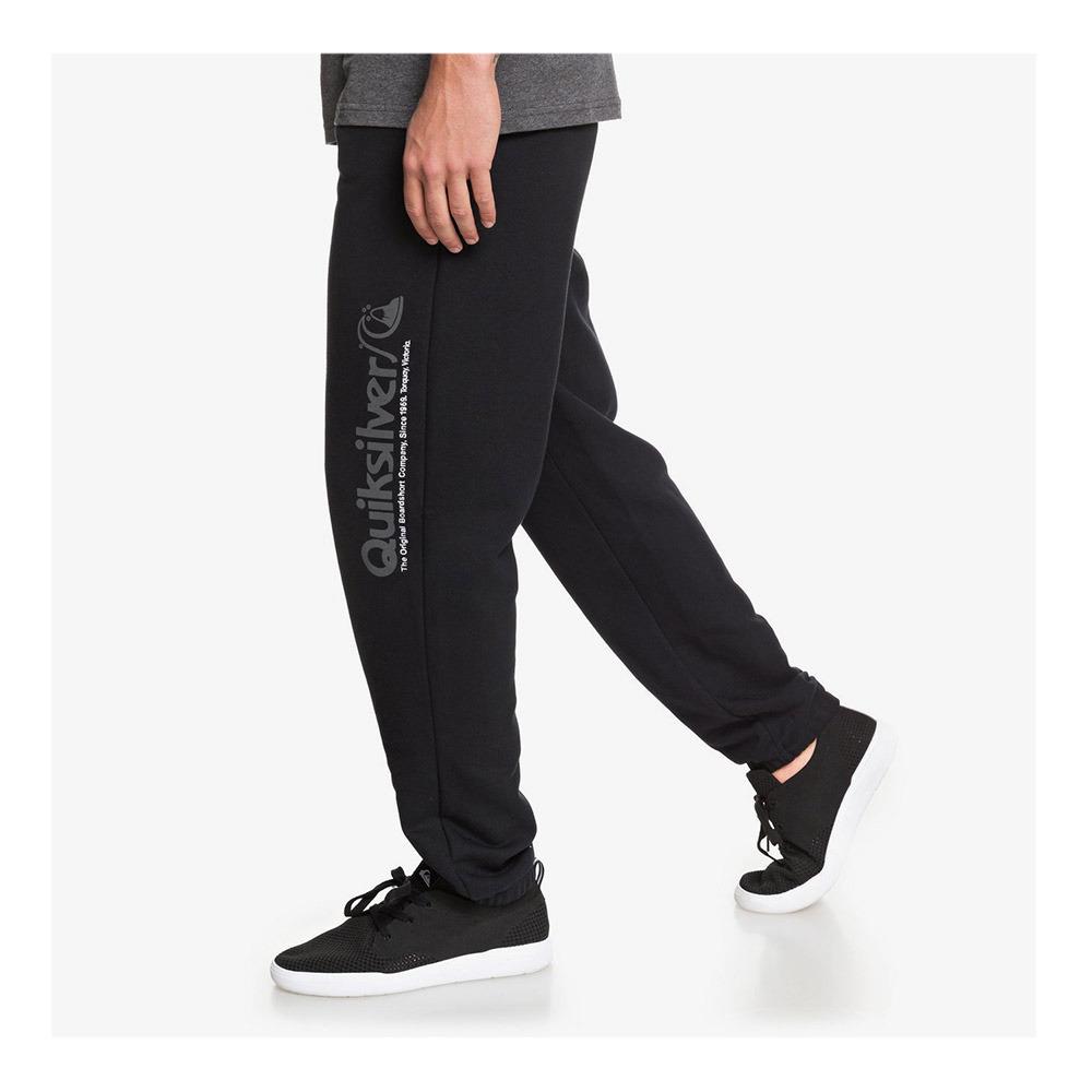 Quiksilver Quiksilver Trackpant Jogging Pants Men S Black Private Sport Shop