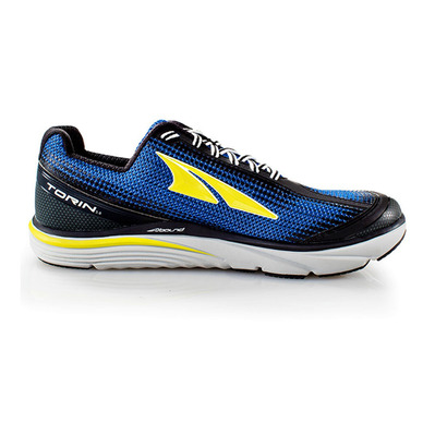 TORIN 3 - Chaussures running Homme blue/lime