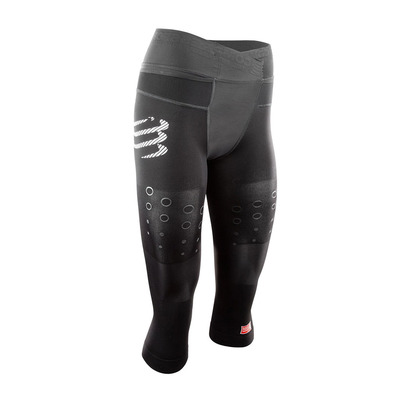 TRAIL RUNNING PIRATE - Corsaire Femme black