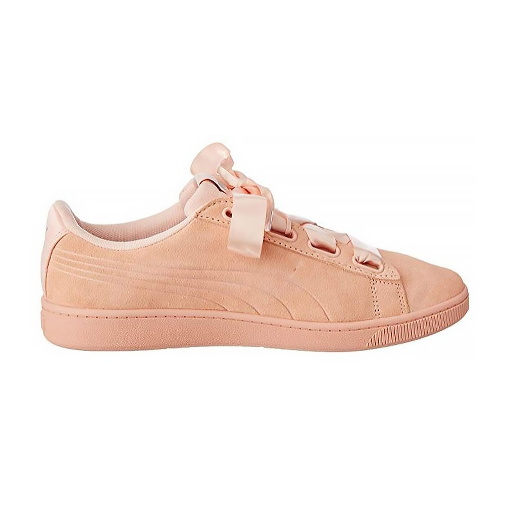 SNEAKERS Puma VIKKY RIBBON V2 Chaussures Femme pink