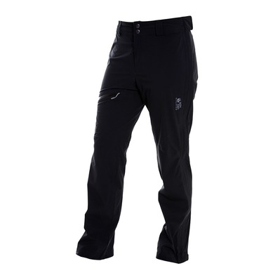 MOUNTAIN HARDWEAR - STRETCH OZONIC - Pantaloni Donna black