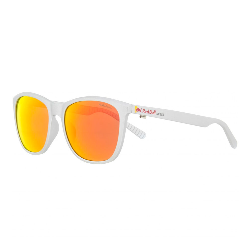 RED BULL - Red Bull FLY - Gafas de sol polarizadas mujer metalic silver/brown red mirror