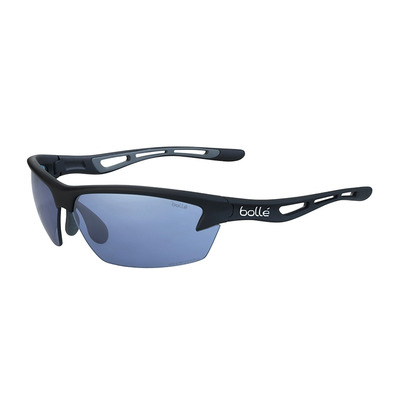 BOLLE - BOLT MATTE BLACK PHANTOM COURT Unisexe Noir