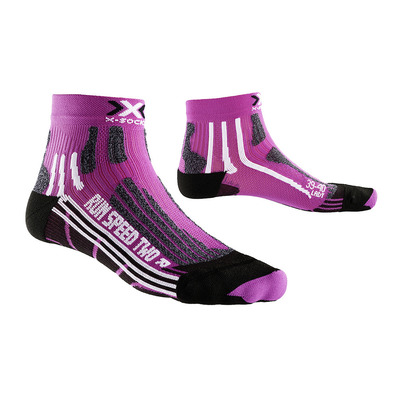 X-SOCKS Run Speed 2 Chaussettes de Running femme