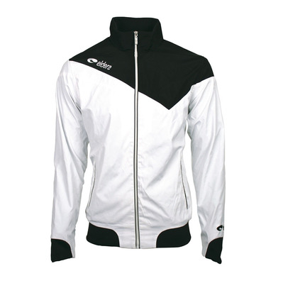 ELDERA - MICRO VICTOIRE - Jacket - white/black