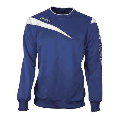 ELDERA - VICTOIRE - Sweatshirt - royal/white