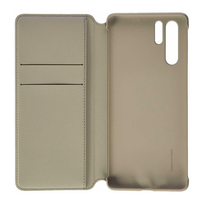 HUAWEI - P30 PRO WALLET FLIPCOVER - Coque protection kaki