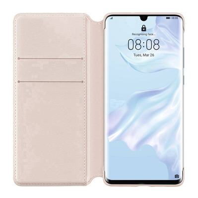 HUAWEI - P30 PRO WALLET FLIPCOVER - Coque protection rose
