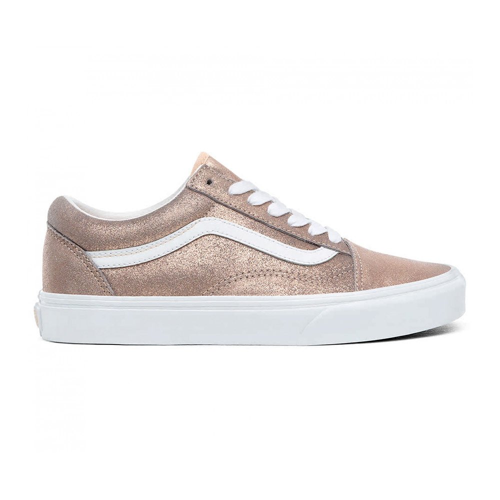 VANS Vans OLD SKOOL - Chaussures Femme light pink/white - Private ...