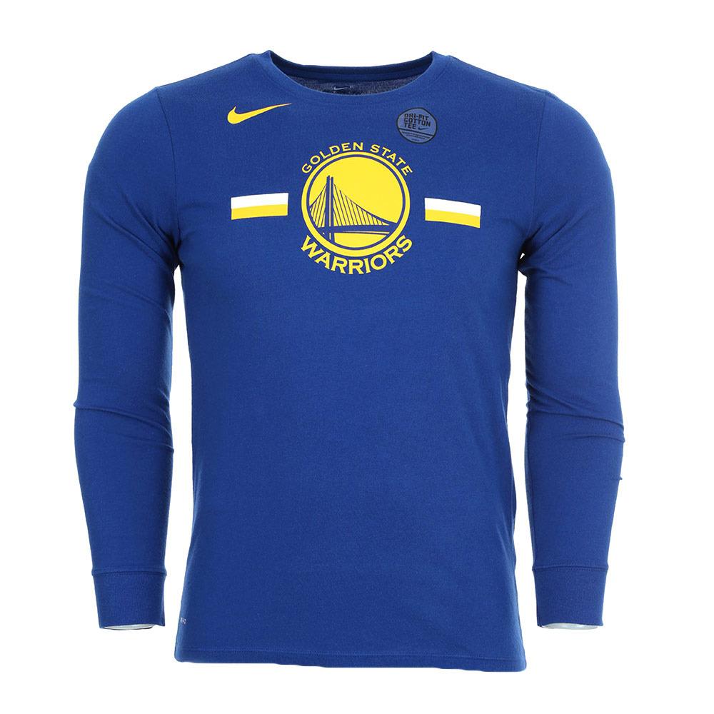 NBA NIKE JUNIOR NBA Nike GOLDEN STATE WARRIORS DRY LS Tee