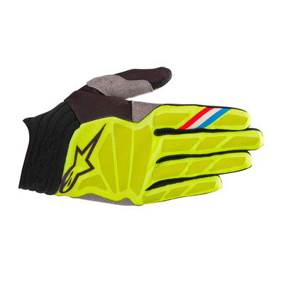 alpinestars - AVIATOR - Gloves - yellow fluo/black