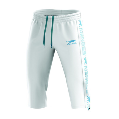 AIRNESS - AERO - 3/4 Jogging Pants - Men's - white