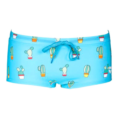 ARENA - BAHAMAS LOW WAIST - Swimming Trunks - Men's - sea blue
