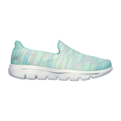 SKECHERS - GO WALK EVOLUTION ULTRA-GLADD - Shoes - Women's - mint textile/trim