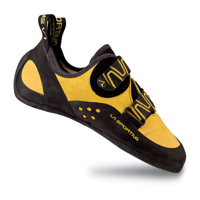 LA SPORTIVA - KATANA - Climbing Shoes - Women's - yellow/black