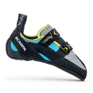 SCARPA - VAPOR V SS18 - Climbing Shoes - Women's - black/blue