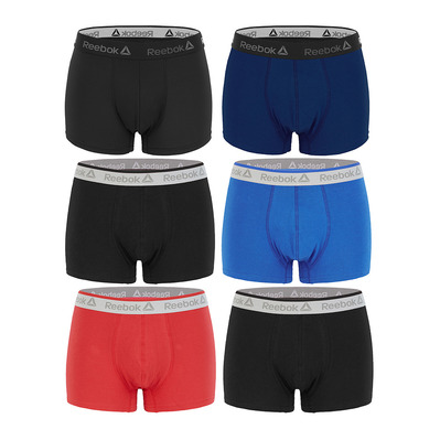 REEBOK - PK1354 - Boxers x6 Men's - multicolour