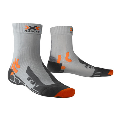 XSOCKS - X Socks TREK OUTDOOR 4.0 - Socks - pearl grey