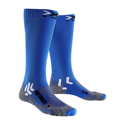 XSOCKS - X Socks RUN ENERGIZER - Socks - french blue