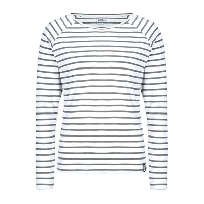 LACD - STELLA LS RCP W - Camiseta mujer white/alloy