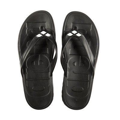 ARENA - WATERGRIP - Sandales Homme black/white