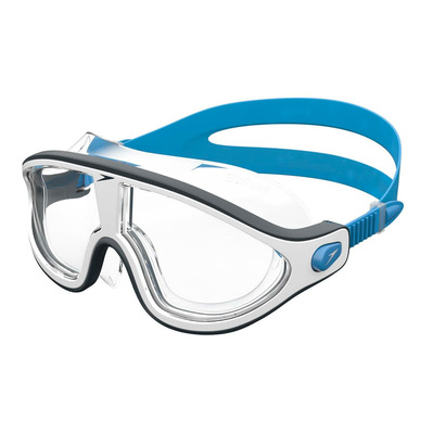 SPEEDO - BIOFUSE RIFT - Masque de natation blue/cley