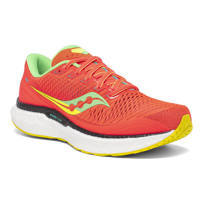 SAUCONY - TRIUMPH 18 - Chaussures running Homme red mutant