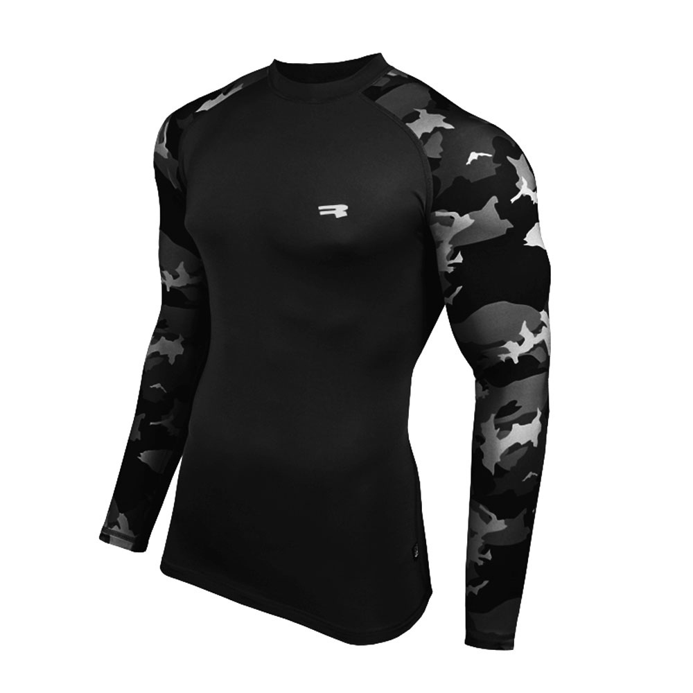 BREATHABLE CLOTHING Rough Radical FURIOUS ARMY LS