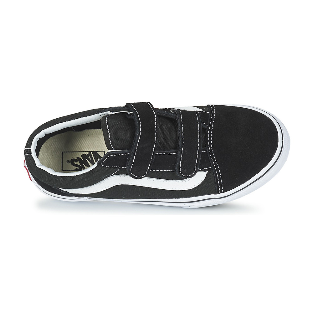 SKATE SHOES Vans UY OLD SKOOL V Chaussures Junior black